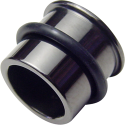 Black Titanium (Blackline) Tubes / Top Hats